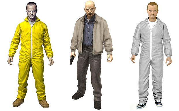 Breaking Bad Dolls Now At Toys R Us, Just In Time For Christmas