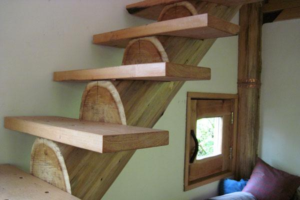 stairsandlittledoor