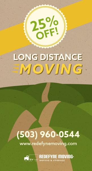 Long Distance Movers Portland - Redefyne Moving
