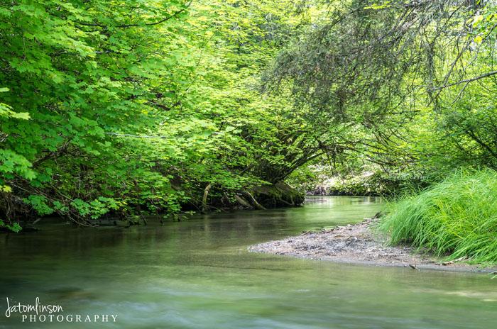 Union Creek Oregon Copyright JATomlinson Photography
