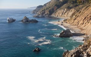 California Coastline By  Neil Conway via Flickr
