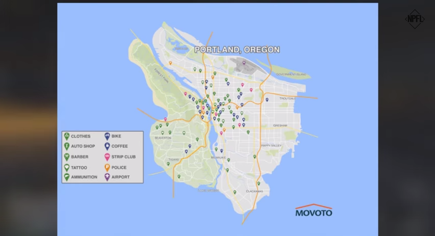 Video: Grand Theft Auto 6 Concept For Portland, Oregon Map | That ...