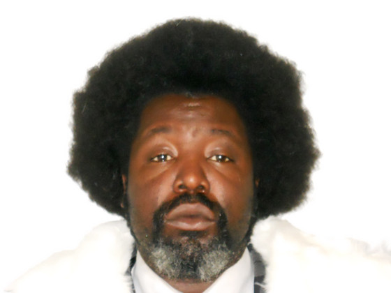 Rapper Afroman punches female fan in face on stage (VIDEO)