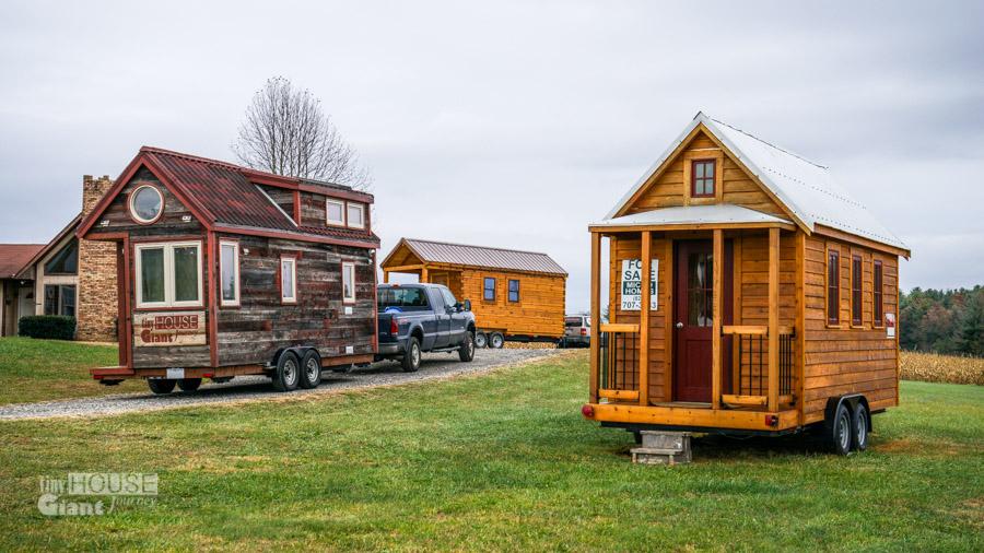 THGJ Asheville Tiny Houses