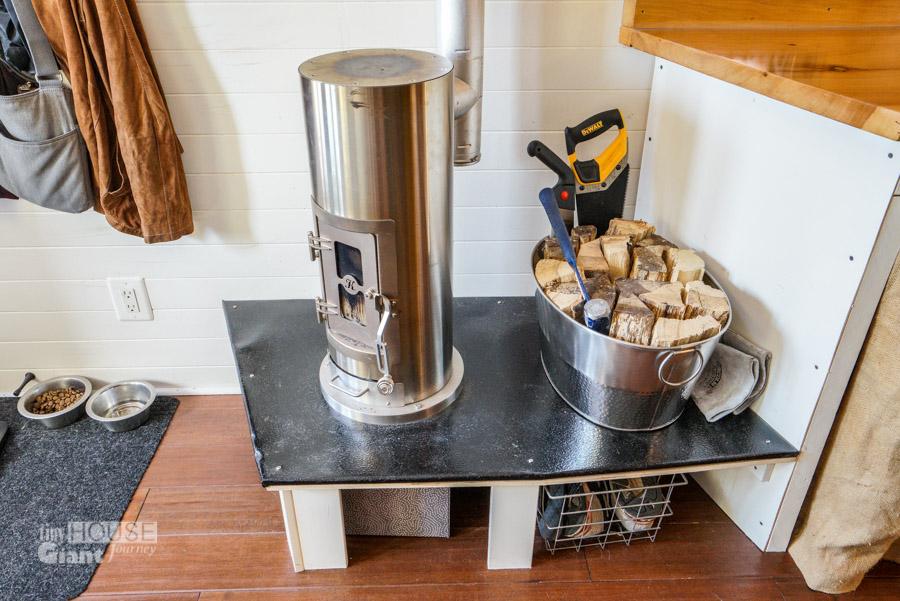 THGJ Wood Stove - 0001