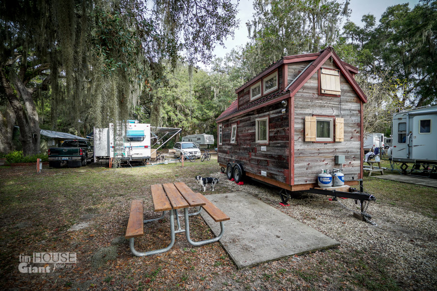 We Quit Our Jobs Built A Tiny House On Wheels And Hit The Road