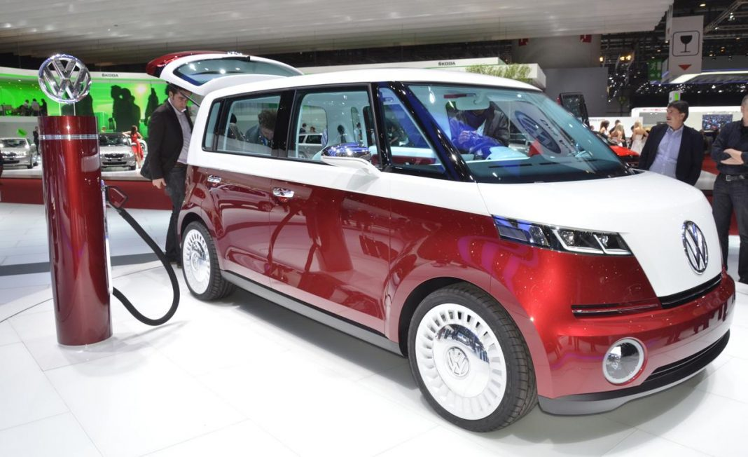 The New Volkswagen Electric Bus To Be Re Released By 2020 That