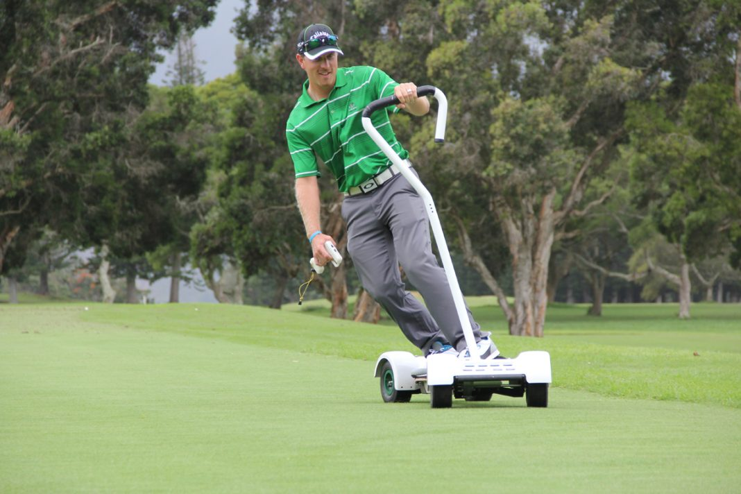 The Golfboard Invented In Oregon Offers A New Way Around