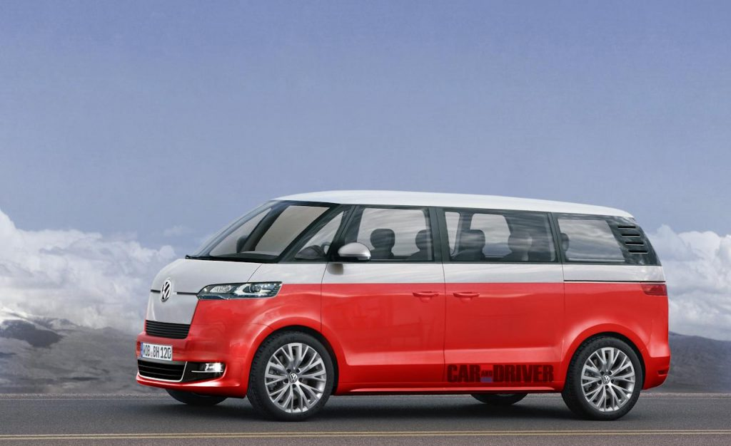 The new Volkswagen electric bus to be re-released by 2020 | That Oregon Life