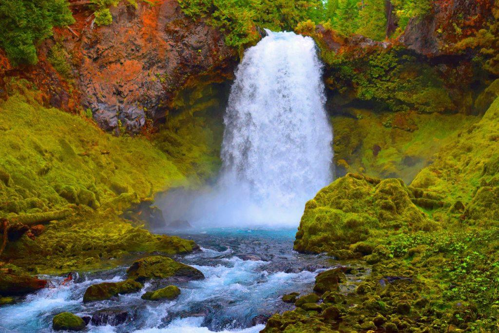 Sreedhar Thakkun - Sahalie Falls
