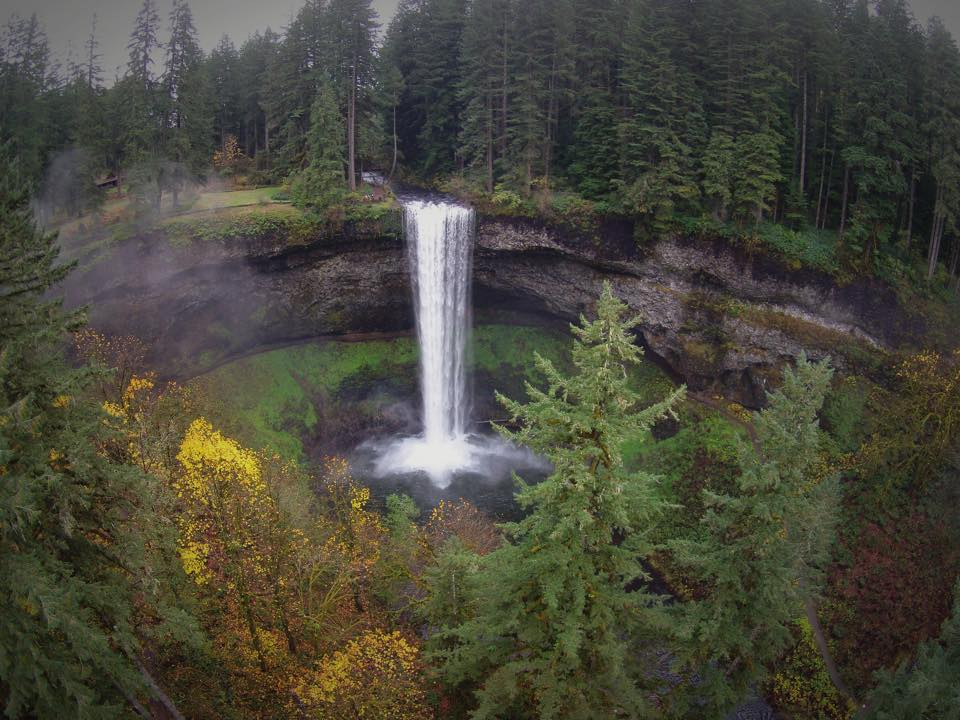 Waterfalls In Oregon Thatll Get You Really Wet - Oregon waterfalls map