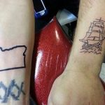oregon tattoo