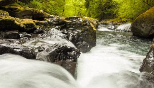 This Oregon Time Lapse 'Idle Dreamer' Was Hypnotizing