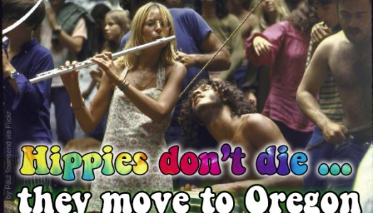 Hippies Are Taking Over Oregon