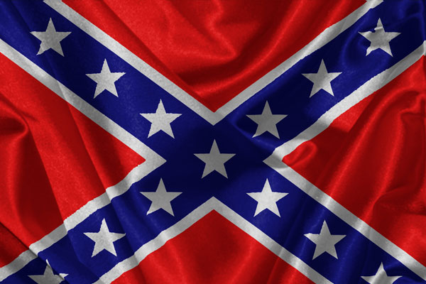 When the rebel flag flew over Oregon soil  for real  That Oregon