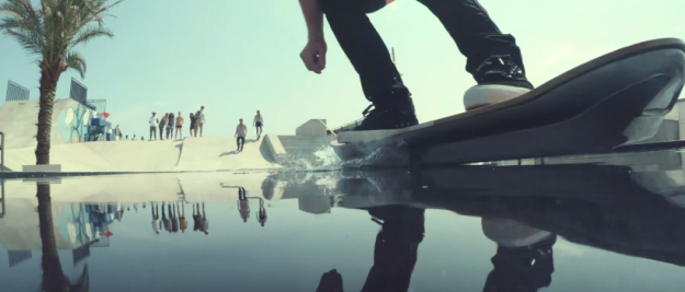 Water Hoverboard For Sale >> Video: Lexus Builds The First Real-Life Hoverboard | That ...