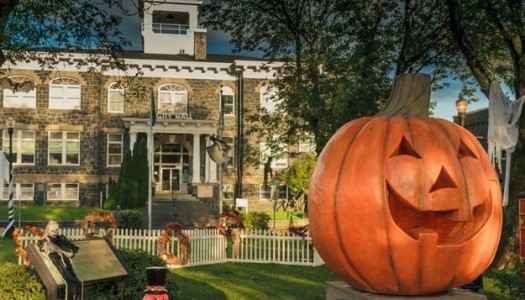 Halloweentown: An Oregon Town That Celebrates Halloween All Month