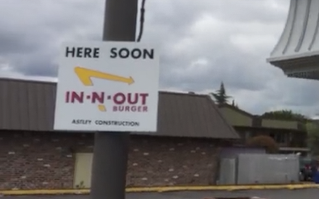 Fast Food Medford Oregon