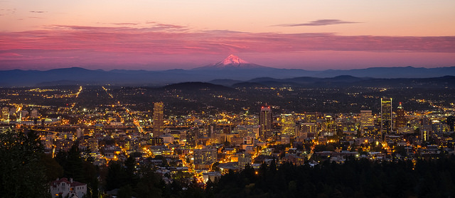 Portland Oregon By Jacob Carroll Photography (with permission) https://www.facebook.com/Jacob-Carroll-Photography-164595616907802/