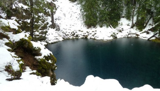 Tamolitch, The Blue Pool in Winter is Absolutely Breathtaking