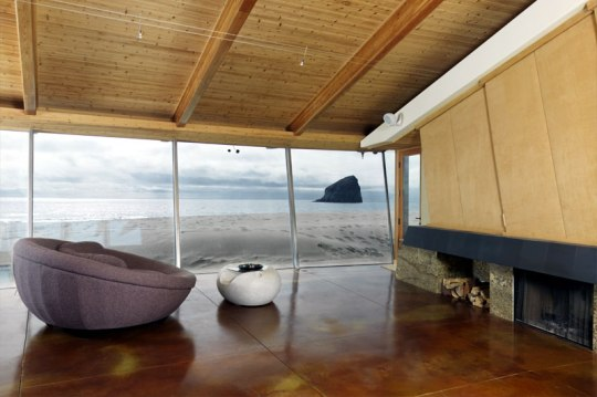 This unique home on the oregon coast is absolutely for Architects nw