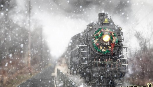 All Aboard! The Holiday Express Train in Oregon is Departing Soon