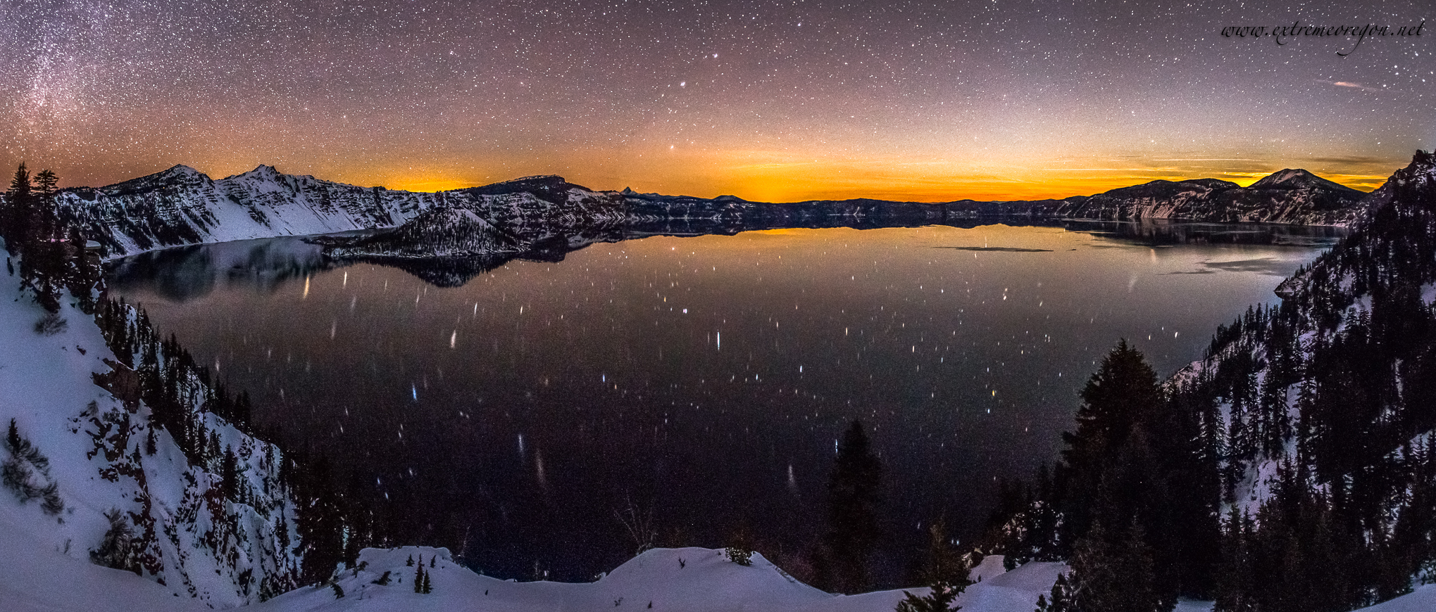 Crater Lake Extreme Oregon