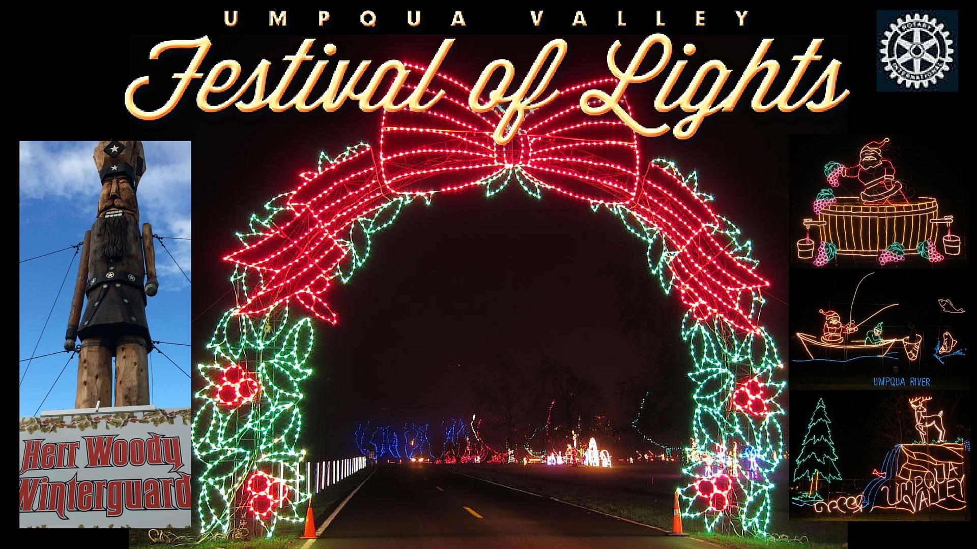 Oregon to See Christmas Lights