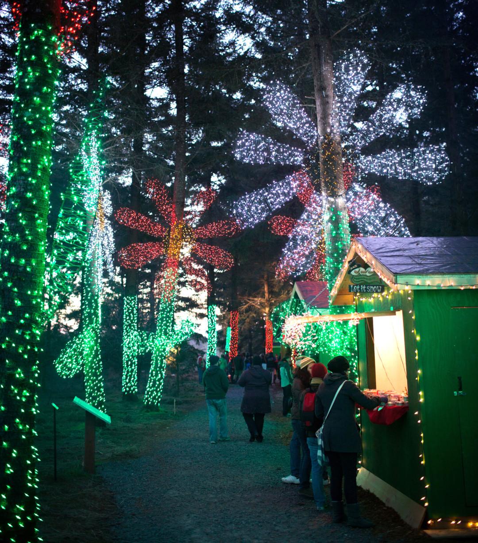 Image Courtesy Of The Oregon Garden