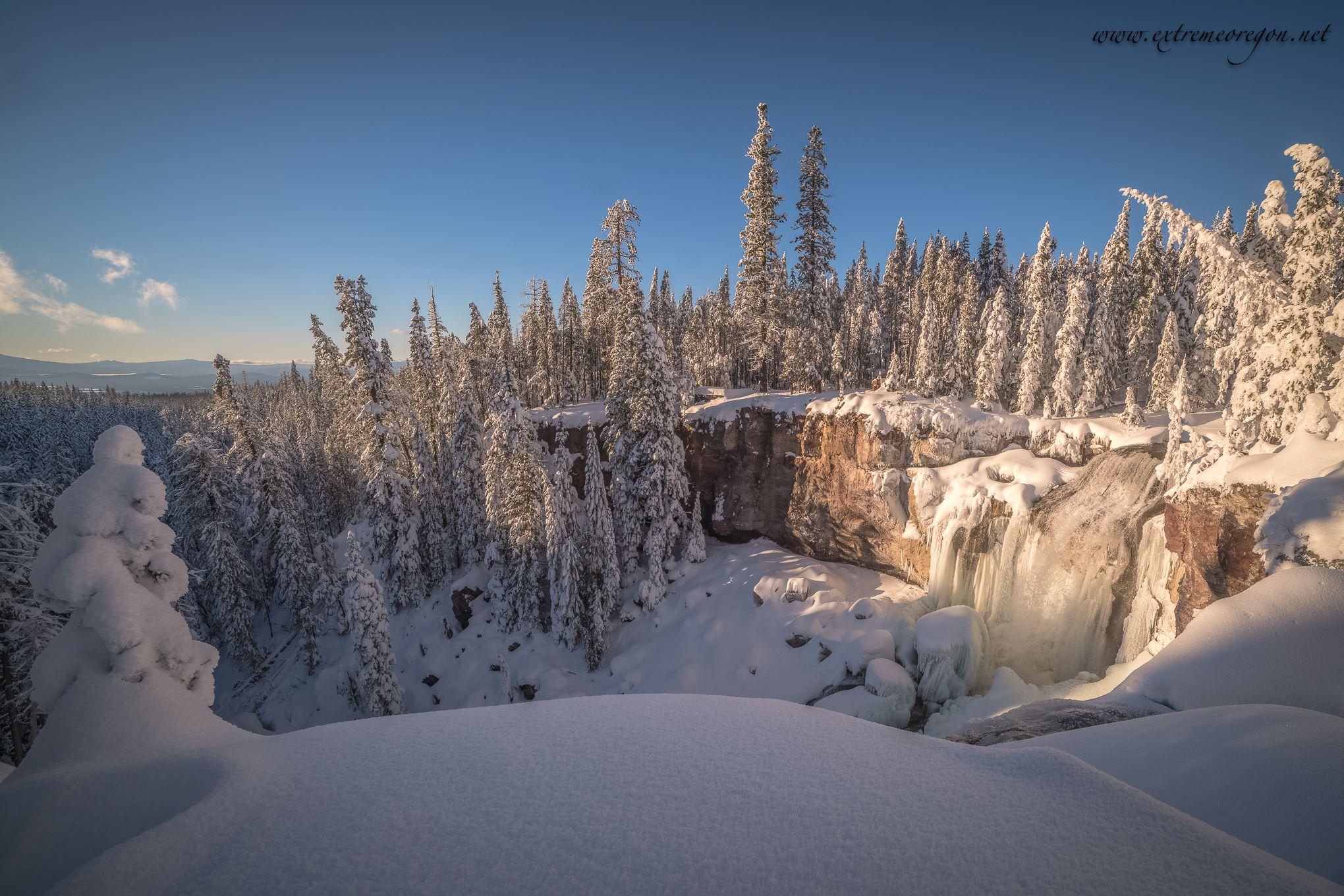 James Parsons / Extreme Oregon
