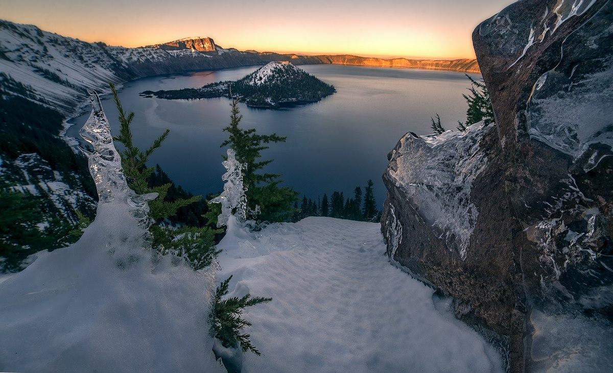 jasman crater lake