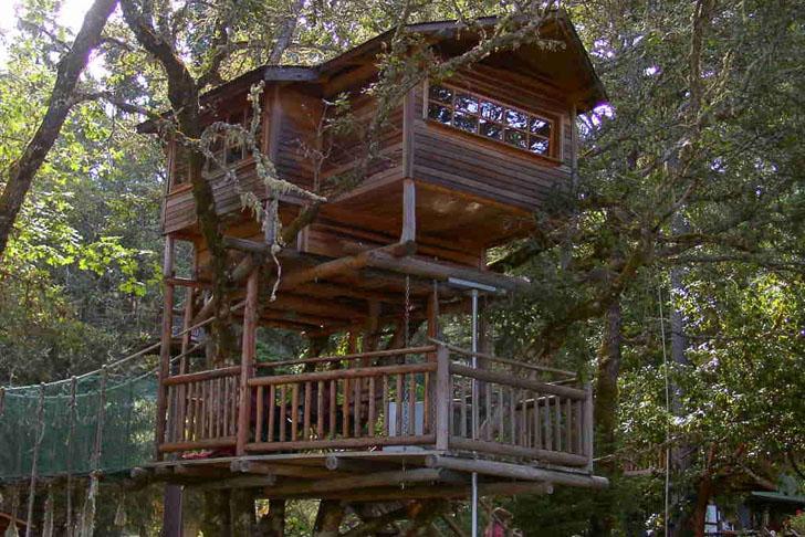 treehouse hotel oregon