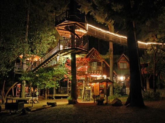 treehouse oregon