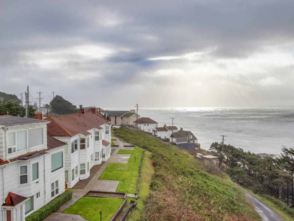 Oceanview Suite In Lincoln City