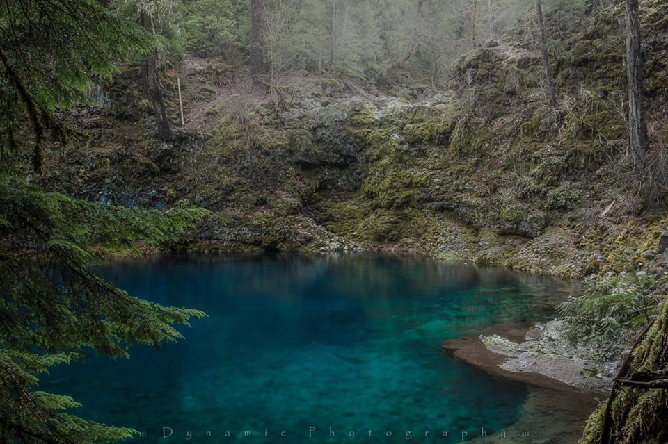 Blue Pool, courtesy of Dynamic Photography
