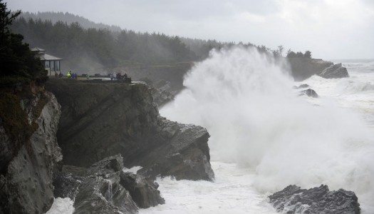 Hurricane force winds up to 85 mph predicted to slam Oregon coast