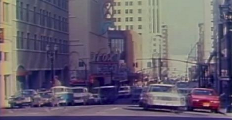 Speed through the streets of Portland in 1983 (Video)