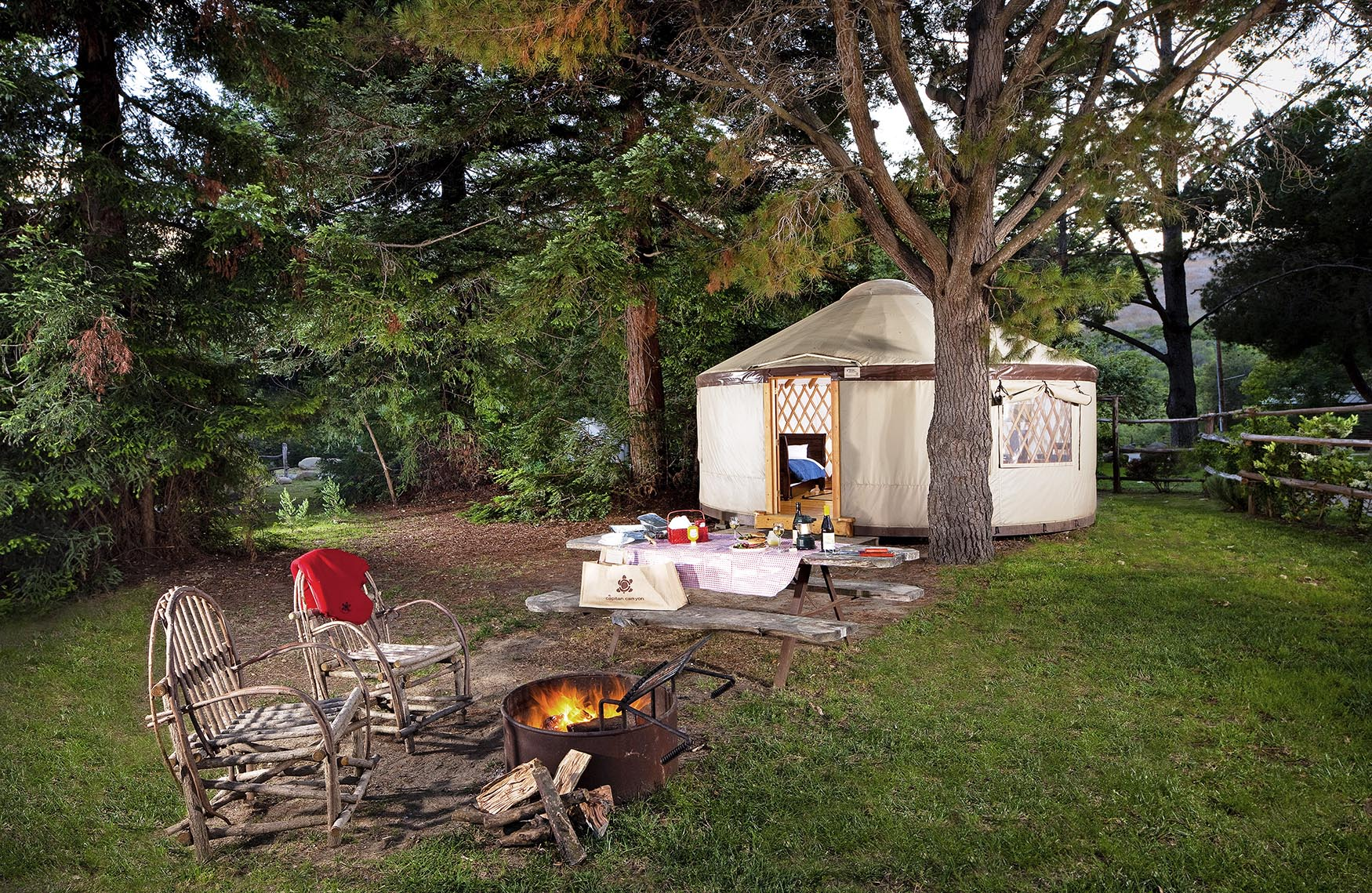 Oregon Company Will Build You A Beautiful Yurt For Less
