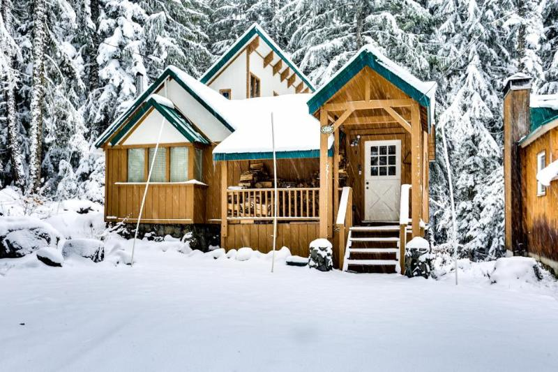 Ski Access Cabin | Trip Advisor