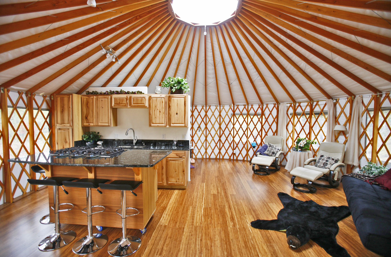 Oregon Company Will Build You A Beautiful Yurt For Less Than You Think That Oregon Life