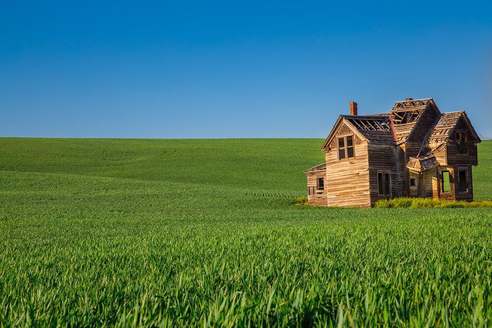 Anthony Krueger / Abandoned Oregon