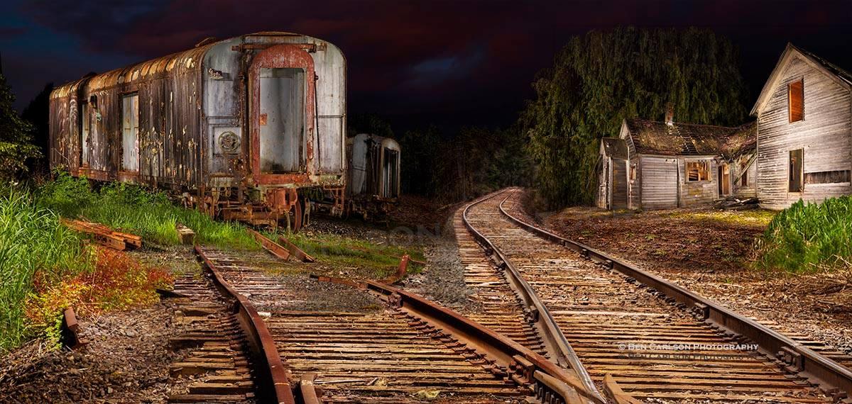 Ben Carlson / Abandoned Oregon