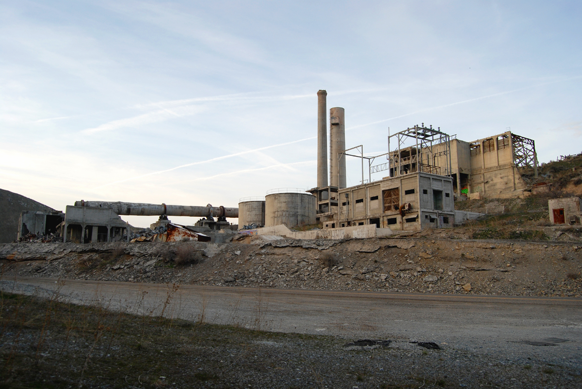 Idaho Cement Plants : Old abandoned buildings in oregon that ll amaze you
