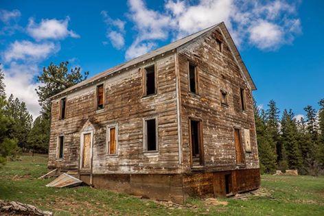 Mike Edwards / Abandoned Oregon