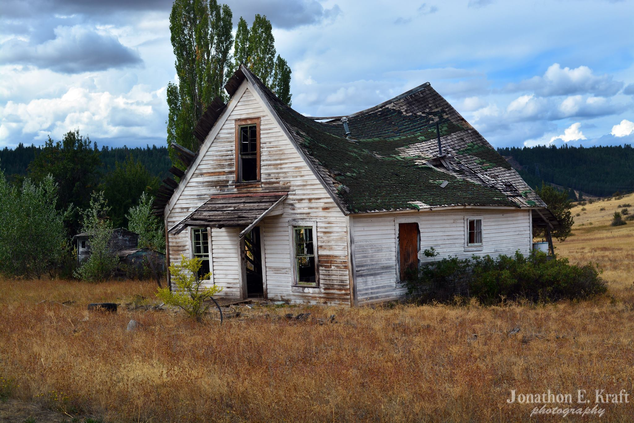 Jon Kraft / Abandoned Oregon