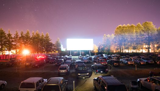Newberg drive-in theater voted #1 in the United States
