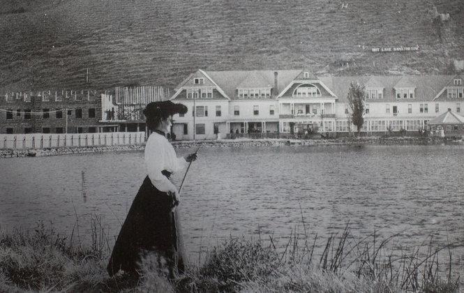 hot lake hotel