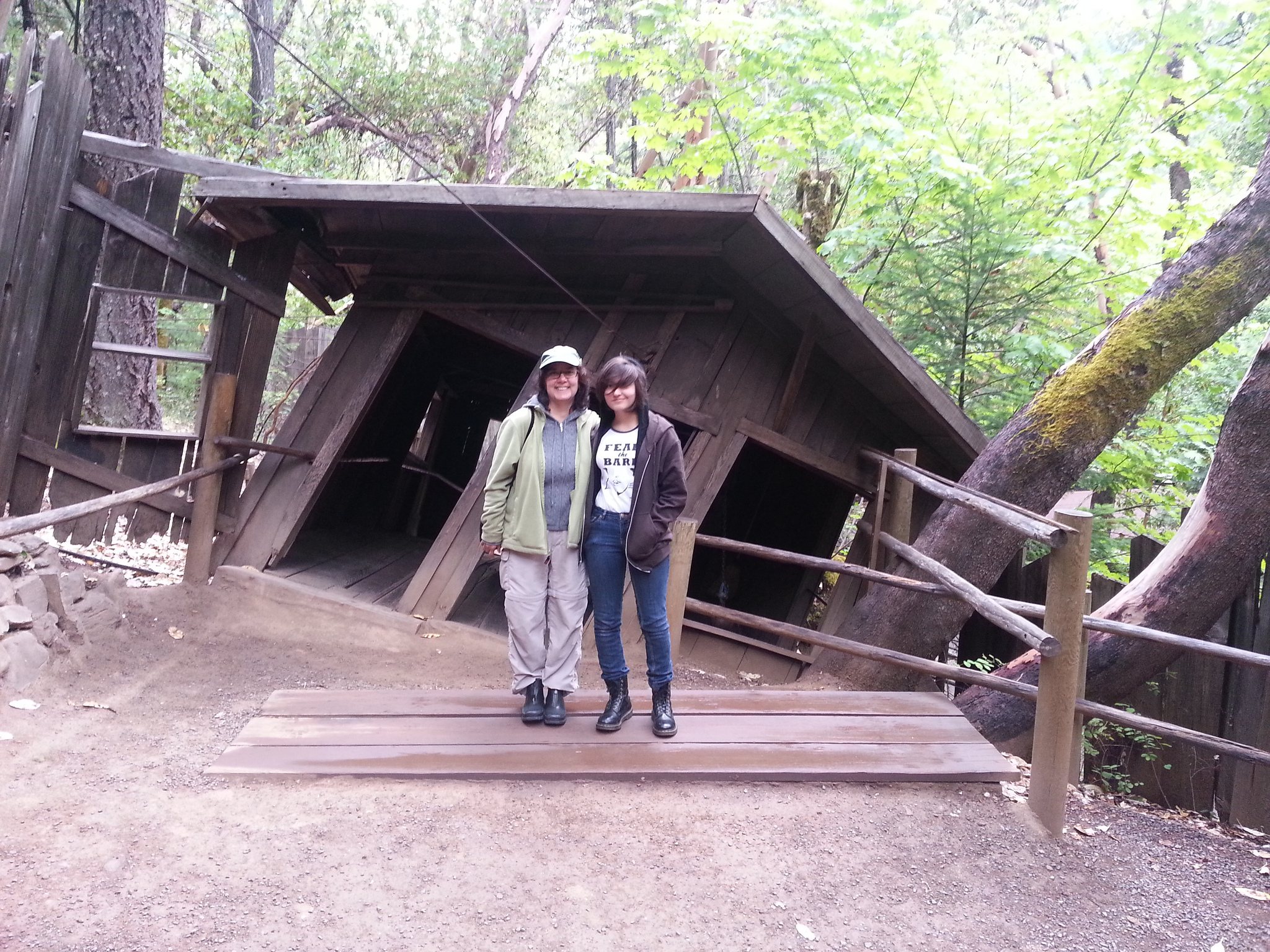 oregon vortex