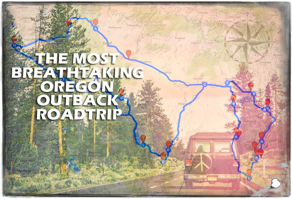 The Ultimate Eastern Oregon Road Trip Is Right Here That Oregon Life