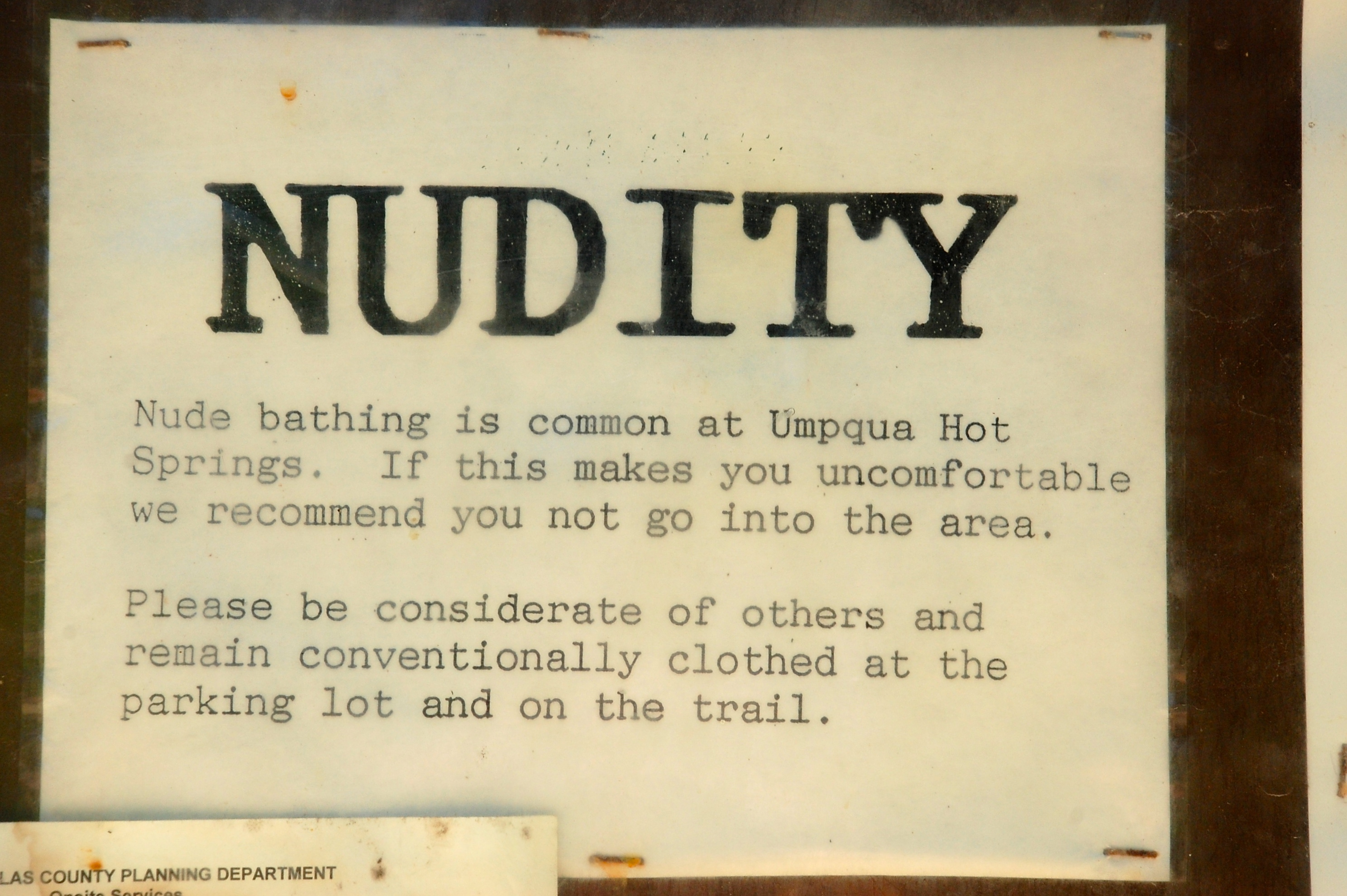 Nudist things to do